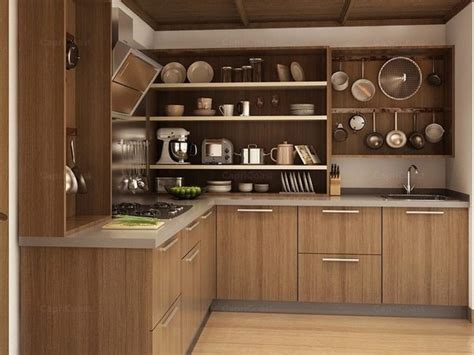 wooden modular kitchen designs what are the best materials marine wood hardwood etc 1649