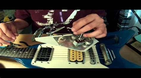 how to wire a broken guitar output