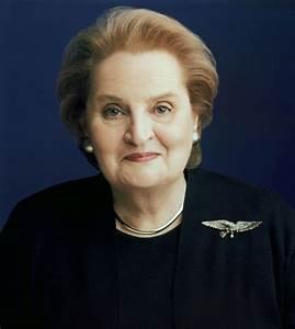 Madeleine Albright - Wikipedia