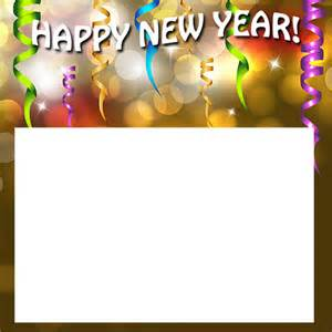 Happy New Year Border