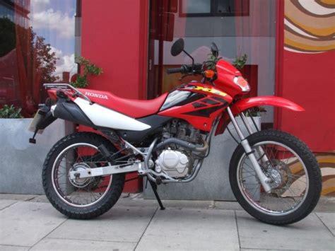 honda xr 125 l honda honda xr 125 moto zombdrive