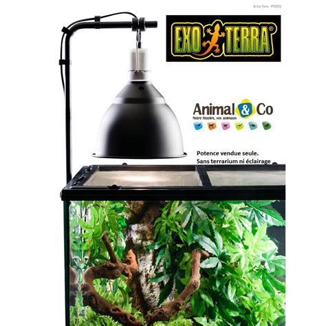 support de le pour terrarium light bracket animal co
