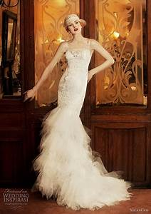vintage wedding dresses 1920s With 1920 style wedding dress