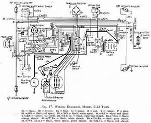 Wiring Schematic - 4-stroke Net