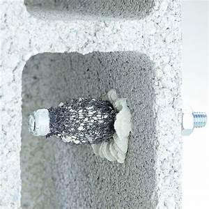 Cheville Mur Creux : solution de scellement chimique dans mat riau creux id ~ Premium-room.com Idées de Décoration