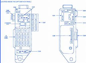 Ford Mustang Lx Fuse Box Diagram