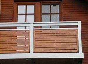 Balkonverkleidung Aus Holz : balkongel nder alu holz balkone balkon ideen pinterest ~ Lizthompson.info Haus und Dekorationen