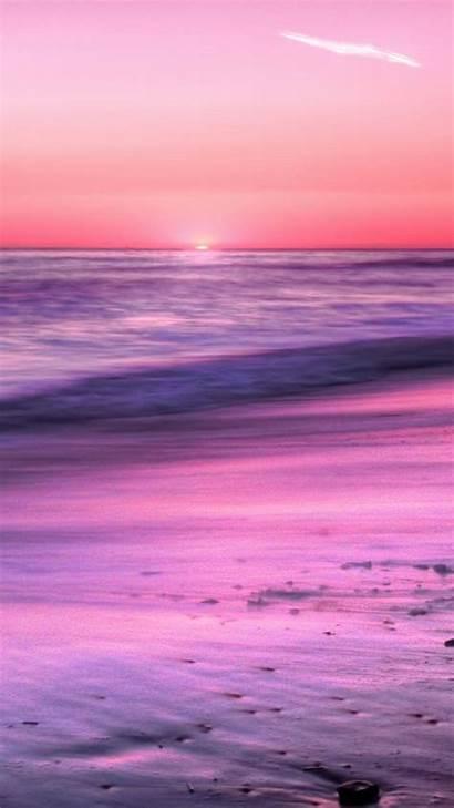Girly Summer Wallpapers Beach Calm Sunrise Sea