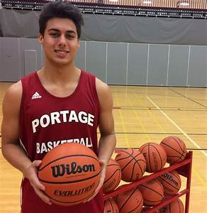 Galindo thriving in return to Portage after three years at ...