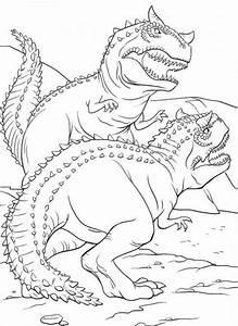 Dinosaurier 9 Malvorlagen