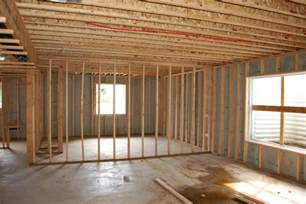 Framing Interior Basement Walls
