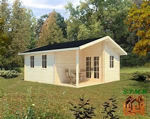 Cabanon En Bois : un cabanon en bois rustique dans votre jardin stmb ~ Premium-room.com Idées de Décoration