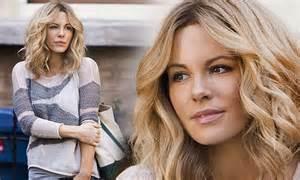 Kate Beckinsale Swaps Brunette For Shorter Blonde Hair To