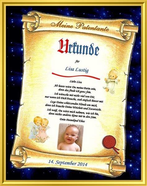 geschenk zur taufe f 252 r taufpaten oder patenkind