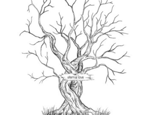 Fingerprint Tree Template Stlfamilylife