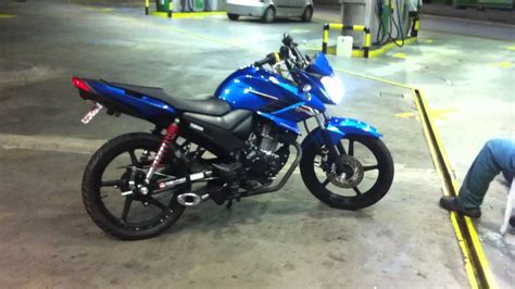 Yamaha Fazer 150 tunada personalizada modificada com ...