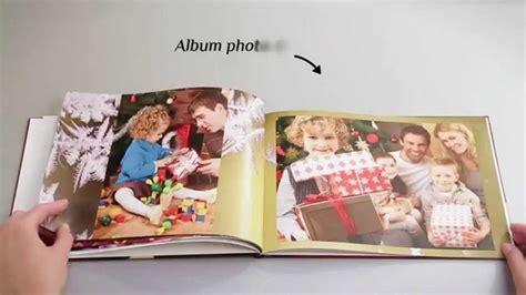 Livre Album Photo Avec Couverture Rigide -- Auchan Photo