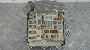 Renault Scenic Water In Fuse Box