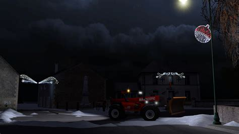 ls with night lights in them decorative lights fs17 farming simulator 2017 mod ls