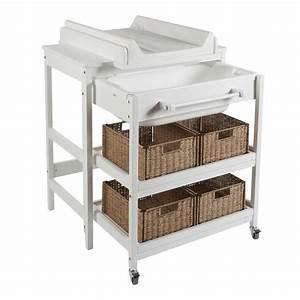 Meuble à Langer : meuble langer smart comfort griffin grey de quax meuble langer aubert ~ Teatrodelosmanantiales.com Idées de Décoration