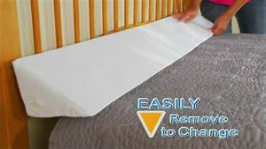 mattress wedge tv spot ispottv With bed wedge to keep pillows from falling