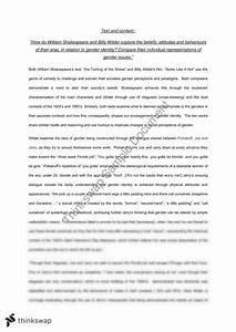 gender identity essay free