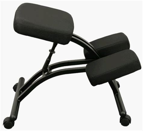 kneeling desk chair review ergonomic kneeling posture office chair review best
