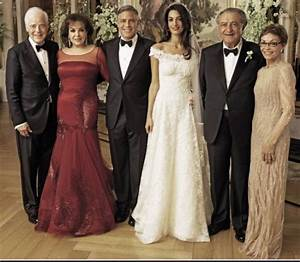 amal alamuddin and george clooney wedding dress photosthe With amal clooney wedding dress