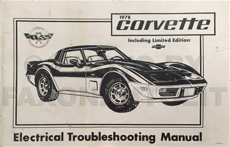 car maintenance manuals 1978 chevrolet camaro electronic valve timing 1978 chevy repair shop manual original camaro chevelle el camino monte carlo nova corvette