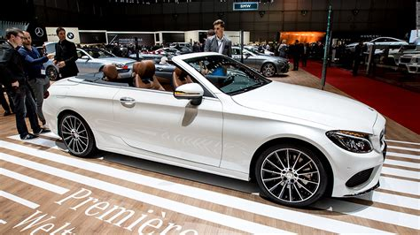 Mercedes C Klasse Cabrio 2016 by Mercedes C Class Cabriolet Cool Cars From The 2016