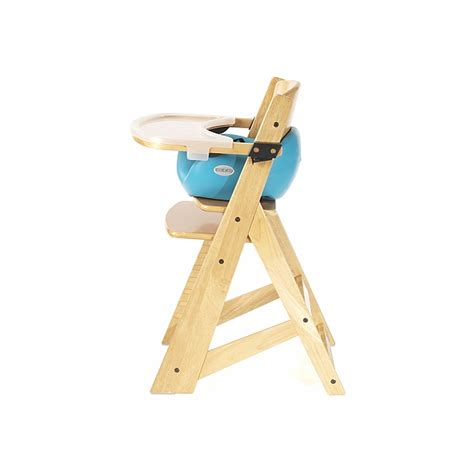 Keekaroo High Chair Used by Keekaroo Height Right High Chair Infant Insert And Tray