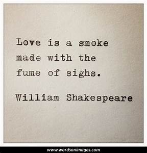 Famous Love Quotes Of Romeo And Juliet Valentine Day ...
