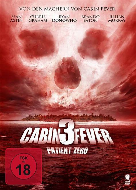 cabin fever flesh virus trailer for cabin fever patient zero spreads the flesh