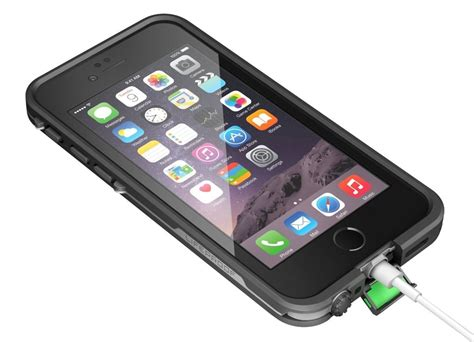 lifeproof iphone 6 frē series from lifeproof is a waterproof iphone 6