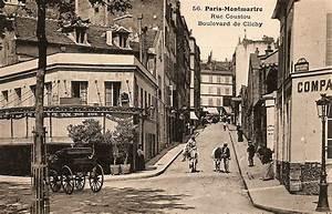 Rue Coustou Montmartre Montmartre Secret