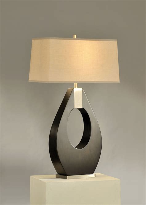 nova lighting  pearson table lamp