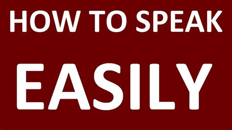 How To Learn English Speaking Easily Learn English Speaking Practice Learning English