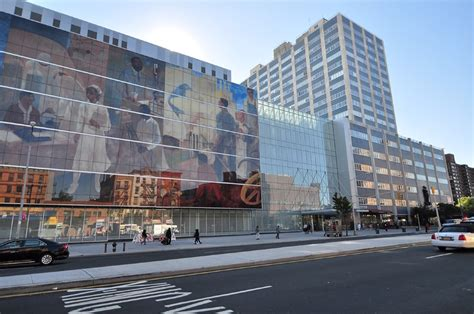 Harlem Hospital Mural Pavilion Address by Harlem Hospital An Exploring South