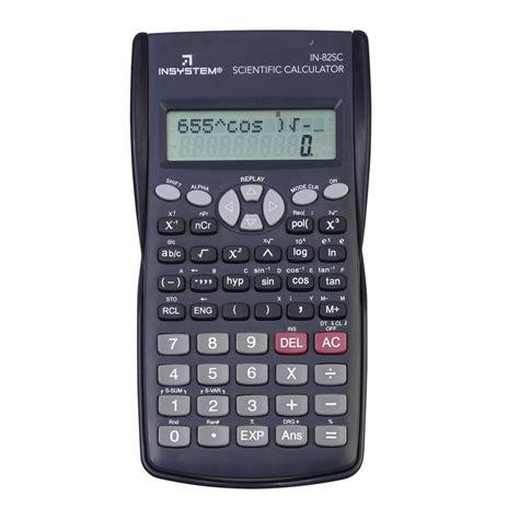 Opinions on scientific calculator
