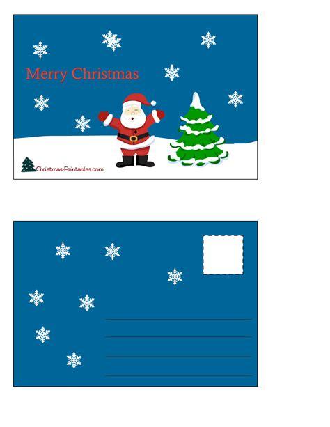Postcard Template Free Printable And 39 S Send A Tree Datastash Co