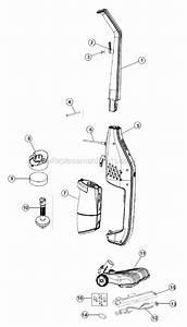 Hoover Sh20030 Parts List And Diagram   Ereplacementparts Com