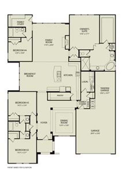 tinsley 125 drees homes interactive floor plans