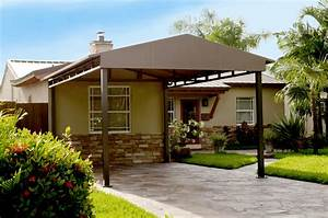 Carport And Entry Awnings