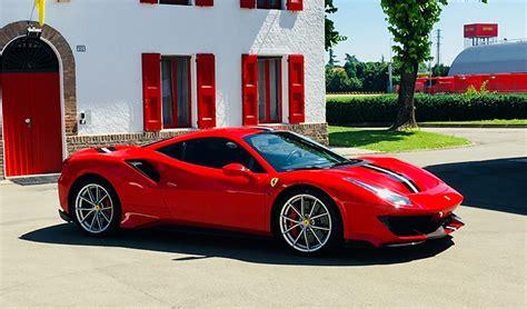 Ferrari 488 Pista, La Course Dans Le Sang