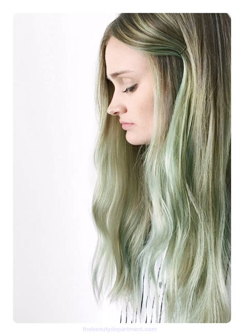 Pastel Hair Guide The Beauty Department Bloglovin