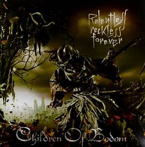 """Release """"Relentless Reckless Forever"""" by Children of Bodom ..."""