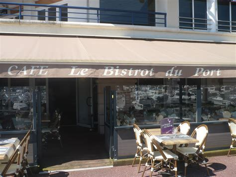 le bistrot du port restaurant 224 cabourg