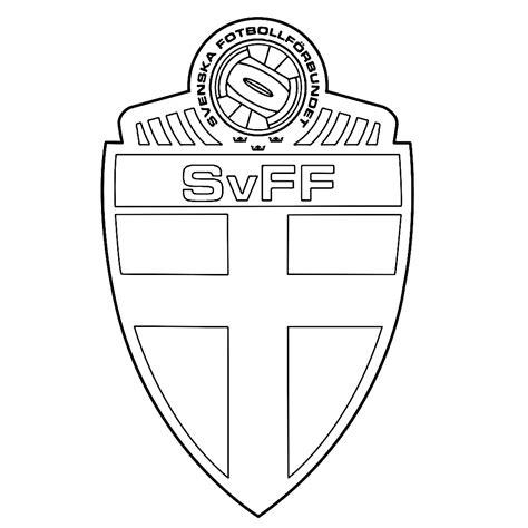 Kleurplaat Logo by Leuk Voor Logo Zweden