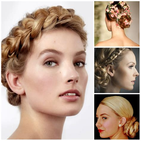 beautiful party hairstyle  girls