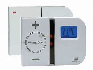 Horstmann As2 Rf Wireless Programmable Room Thermostat